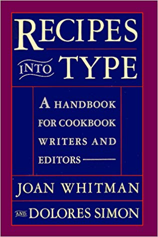 RecipesintoType